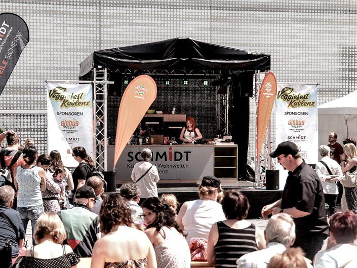 Veggiefest | Forum Mittelrhein Koblenz | Juli 2015