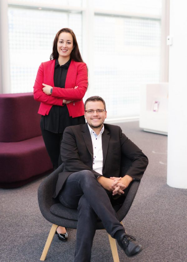 Sarah Walenta & Christian Karlstedt