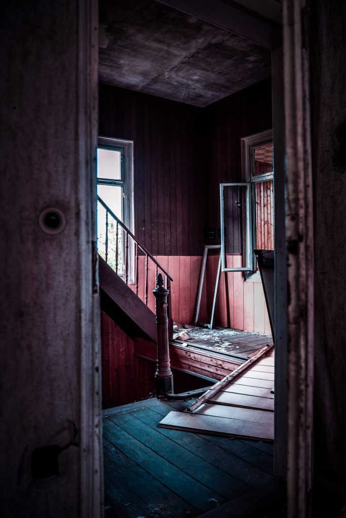 .⋗ 0008 LOST PLACE open the door to a new wonderland ⋖.